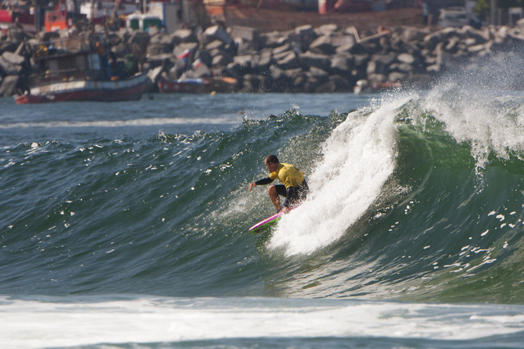 Amaury Lavernhe: the champion will open his bodyboarding academy | Photo: Rommel/ISA