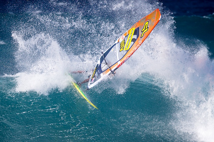 American Windsurfing Tour: power and fins | Photo: Si Crowther/AWT