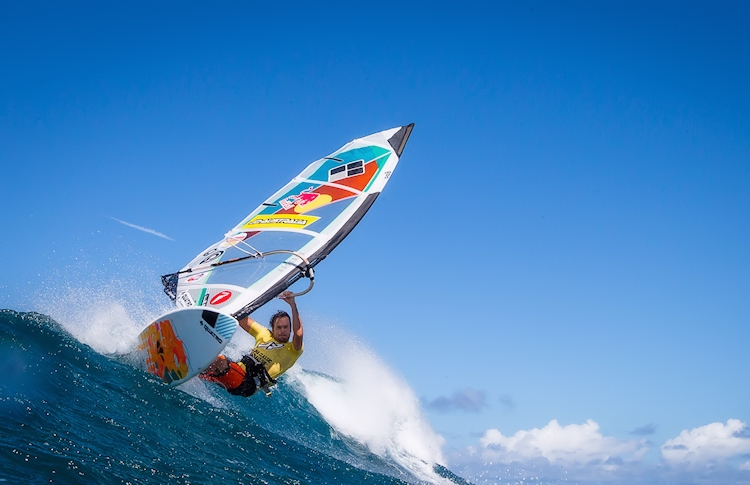 American Windsurfing Tour: pure wave sailing | Photo: AWT/Si Crowther