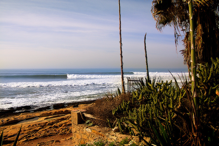 Anchor Point: one of Taghazout Bay's best surf spots | Photo: WSL