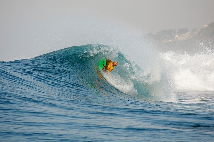 Andre Botha: experience pays off | Photo: Kevin Sawyer