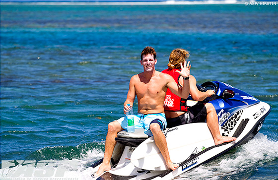 Andy Irons: he is all around us