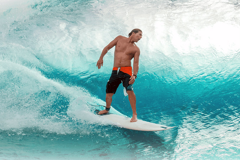 Andy Irons: he won three world surfing titles | Photo: Teton Research Gravity