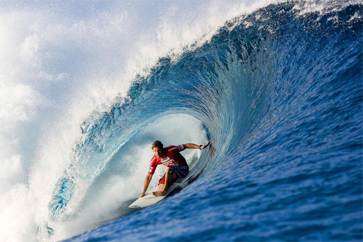 Andy Irons: a surf legend and a prolific tube rider | Photo: Karen Wilson/ASP