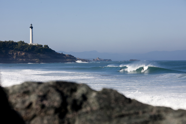 Anglet 11 surf spots in 4 5 kilometers for Biarritz chambre d amour