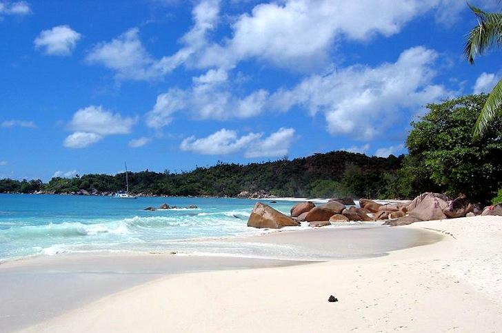 Anse Lazio, Seychelles: a tropical paradise