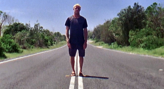 Anything Sing: Mick Fanning is lost in the highway