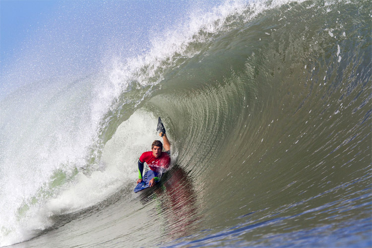 APB: the pro bodyboarding circuit seeks the support from 100,000 fans | Photo: Gonzo/APB