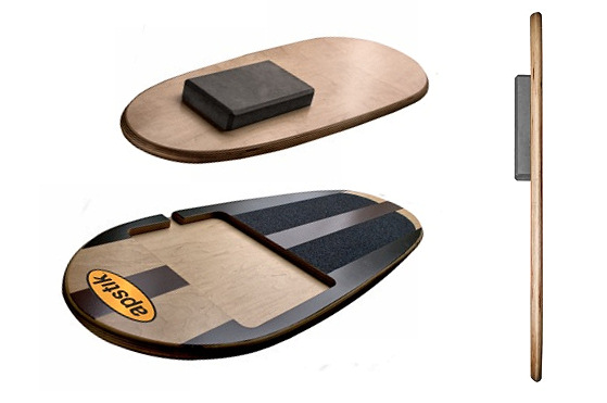 Apstik: the iPad surfboard