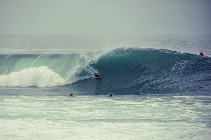 Arica, Chile: the Latin Pipeline and Backdoor