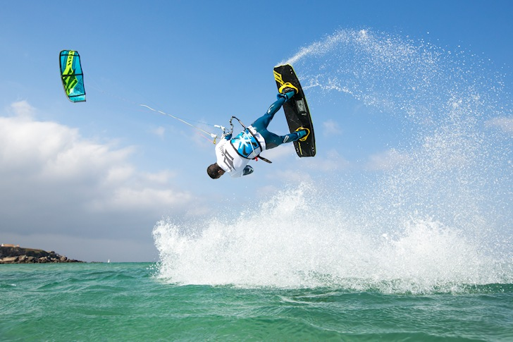Ariel Corniel: the freestyle star from Cabarete