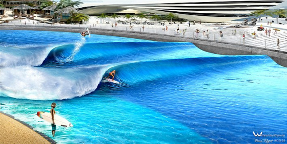 Artificial wave pool: the Greg Webber view of it