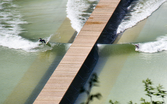 Wavegarden: will Peniche host these artificial waves?