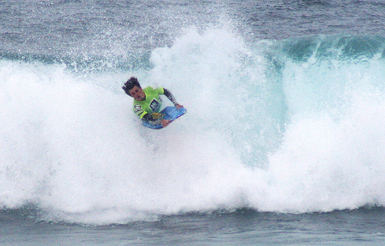 2010 Soldiers Beach Pro: Ash Bryant on fire