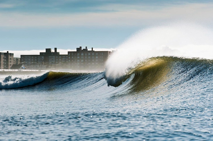 Long Beach, NYC: ASP is in town | Photo: Quiksilver Pro New York