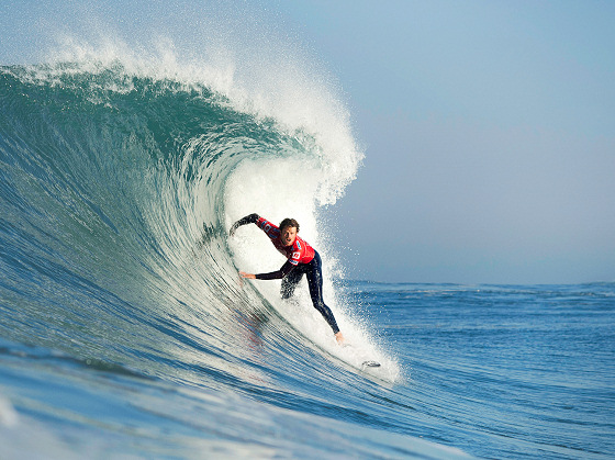 ASP World Tour: barrel time