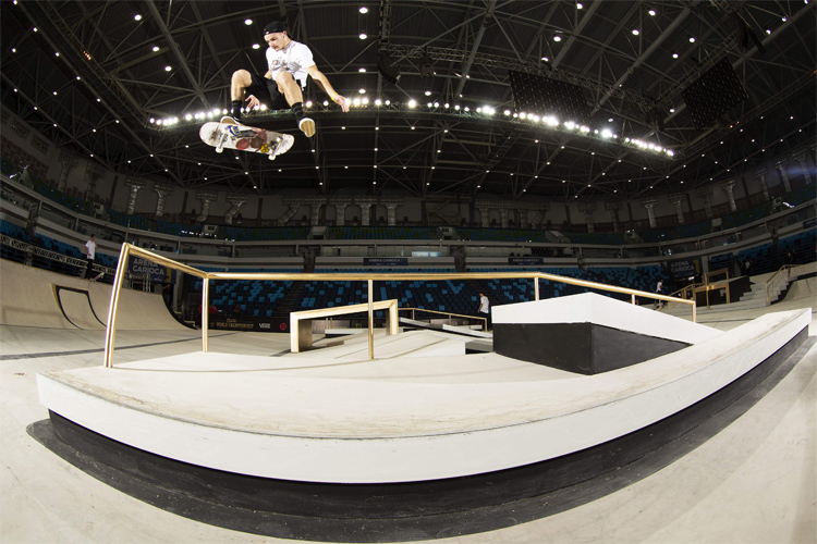 Skateboarding: 80 street and park skaters will compete for medals at the Tokyo 2020 Olympic Games | Photo: Macedo/SLS