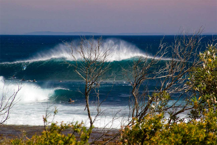 Black Rock: the Australian Pipeline | Photo: Matador Network