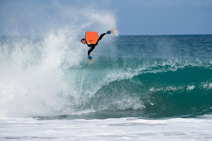 Bodyboarding: a well-respected sport in Australia
