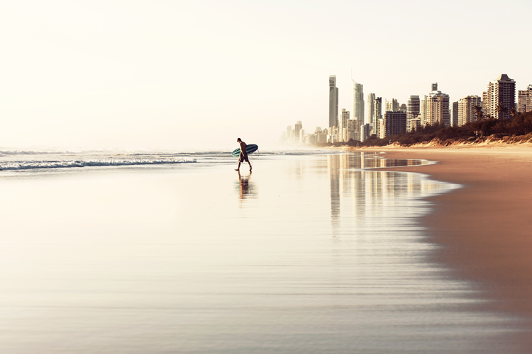 Australia: one of the greatest surfing nations of the world with over 2.5 million surfers | Photo: Shutterstock