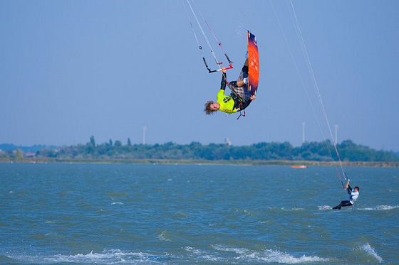 Austrian Kiteboarding Championships: three days, three wind conditions
