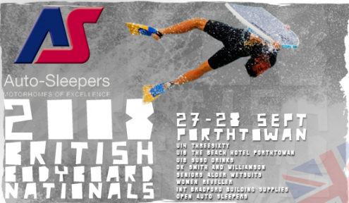 Bodyboarding British Nationals