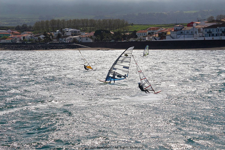 Azores: the perfect venue for Formula Windsurfing | Photo: Azorean Gateway