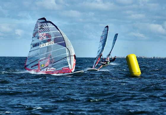 2011 NeilPryde Baltic Cup: Martin rules