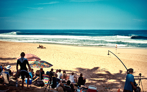 Pipeline: bodyboarders love it