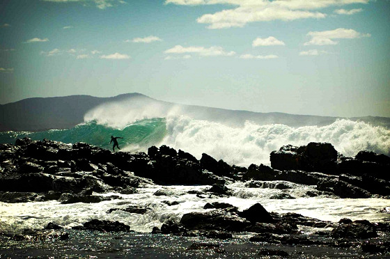 Bastion Point: surf sanctuary of Australia