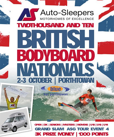 Auto-Sleepers British Bodyboard Tour: the end is nigh