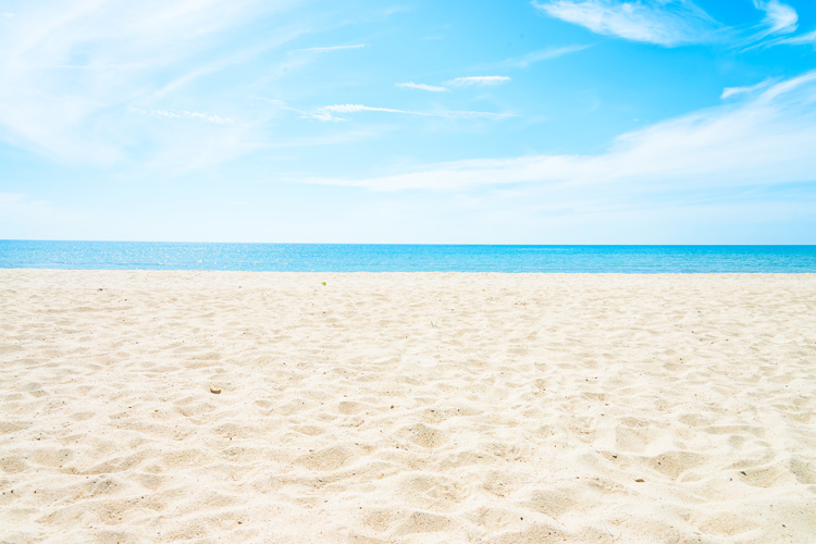 Beach: our favorite refuge, a protectorate for the soul | Photo: Shutterstock