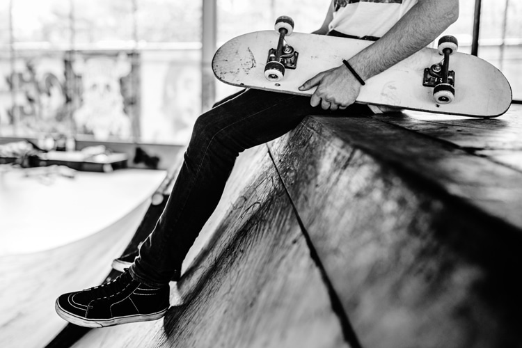 Skateboarding: you're never too young or too old to start skating | Photo: Shutterstock