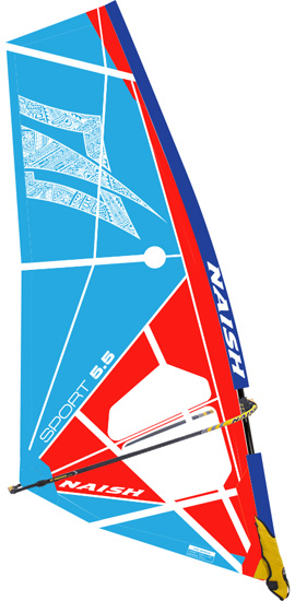 Beginner Windsurfing Sail