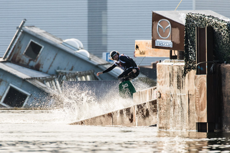 Ben Leclair severely injured in wakeboarding accident