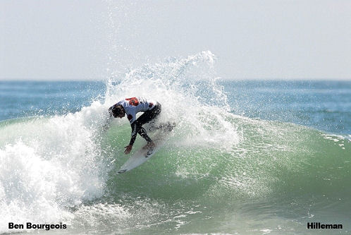 Ben Bourgeois: the 2008 Lowers Pro champion