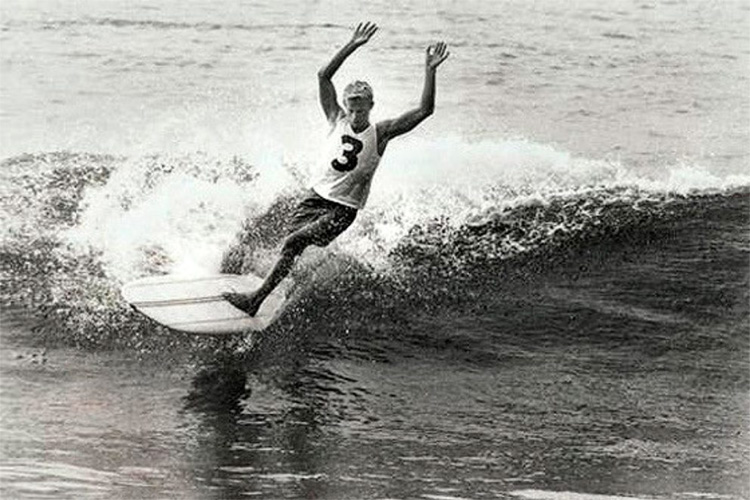 Bernard 'Midget' Farrelly: the first world surfing champion