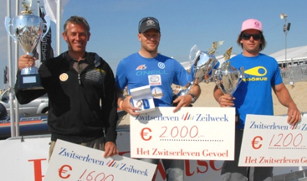 Bernd Flessner wins the 2009 IFCA Slalom Worlds
