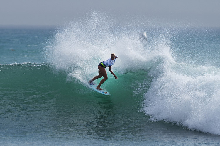 Bethany Hamilton: a surfer for life | Photo: Kirstin