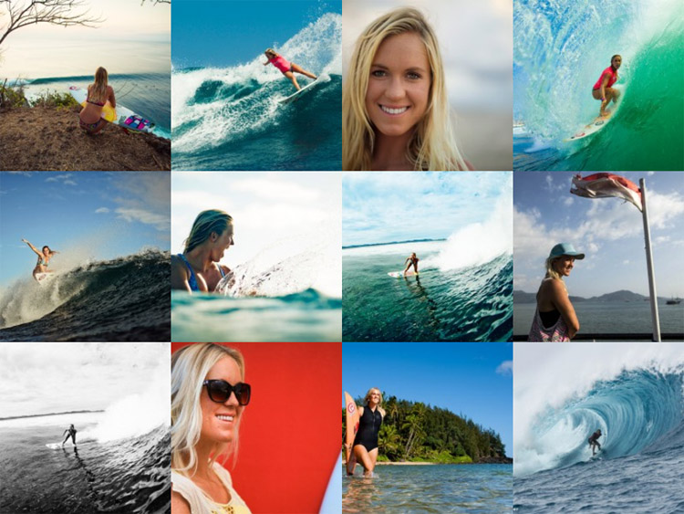 Bethany Hamilton: author, surfer, and survivor