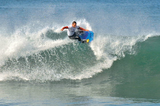 2013 BZ Morey BIA Pro/Am Tour: Californian bodyboarding show
