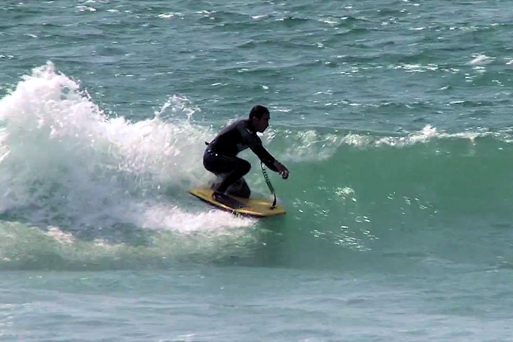 BIA Tour: the best of Californian bodyboarding