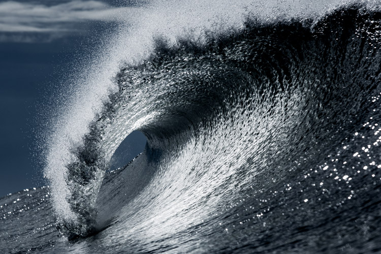 Waves: the biggest wave ever recorded measured 1,720 feet | Photo: Shutterstock