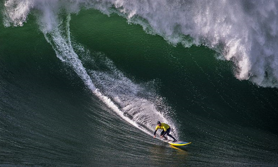 Big Wave World Tour: joining the small wave riders