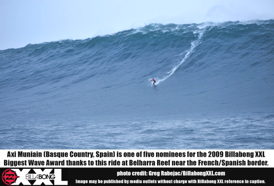 2009 Billabong XXL Global Big Wave Awards