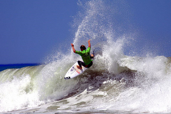 Billy Stairmand: third New Zealand surfing title
