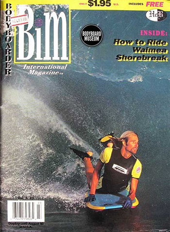Bodyboarder International Magazine (BIM)