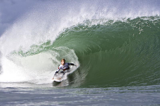 Blake Thornton wins the 2009 Cold Water Classic in South Africa