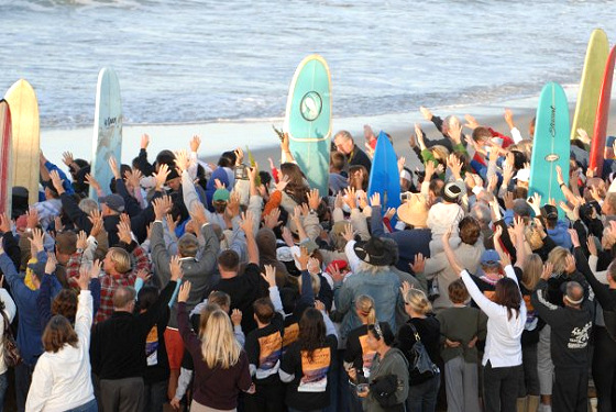Diocese of Orange will bless waves at Huntington Beach
