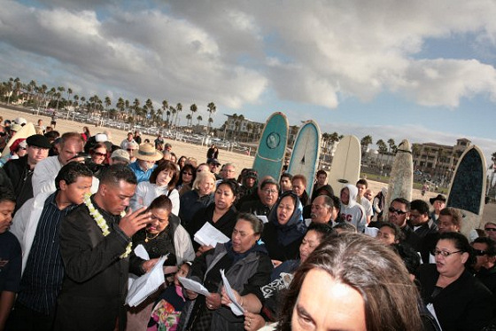 Blessing of the Waves: surfboards will attend the event